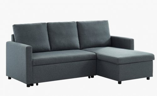 Hodor Corner Chaise Sofa with Storage