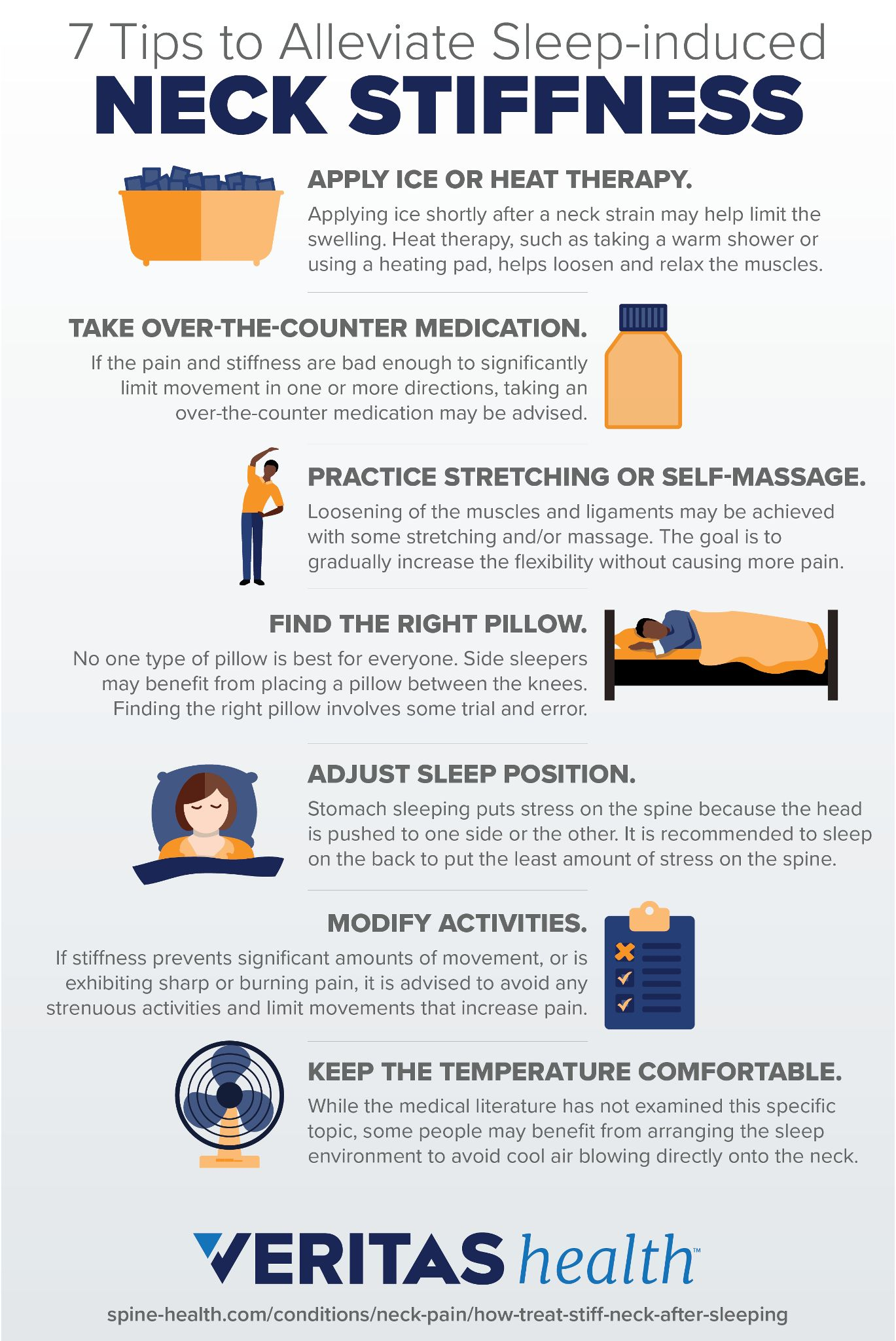 How Can a Pillow Cause Neck Pain and Headaches?