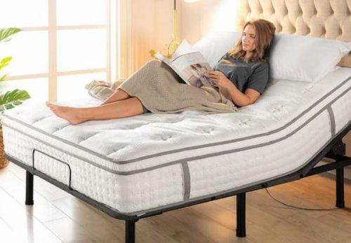 Raffia Adjustable Bed