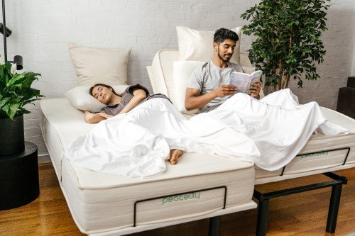 Peacelily Adjustable Bed-2